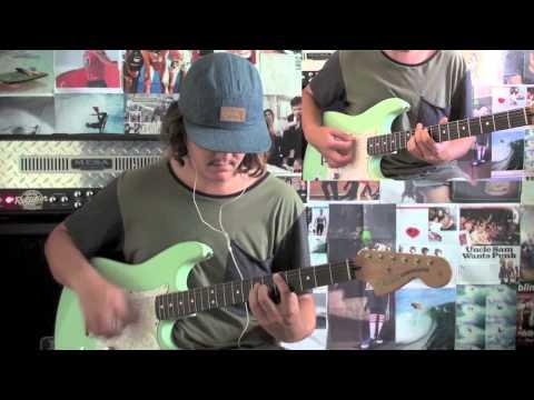 Blink-182 - Adams Song Guitar Cover