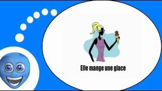 Французского видео урок = Глаголов № 13