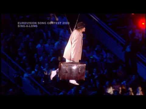 Dima Bilan  Believe Eurovision 2009!