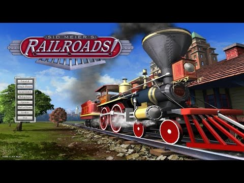 DGA Plays: Sid Meier's Railroads! - Part One (Ep. 4 - Gameplay / Let's Play)