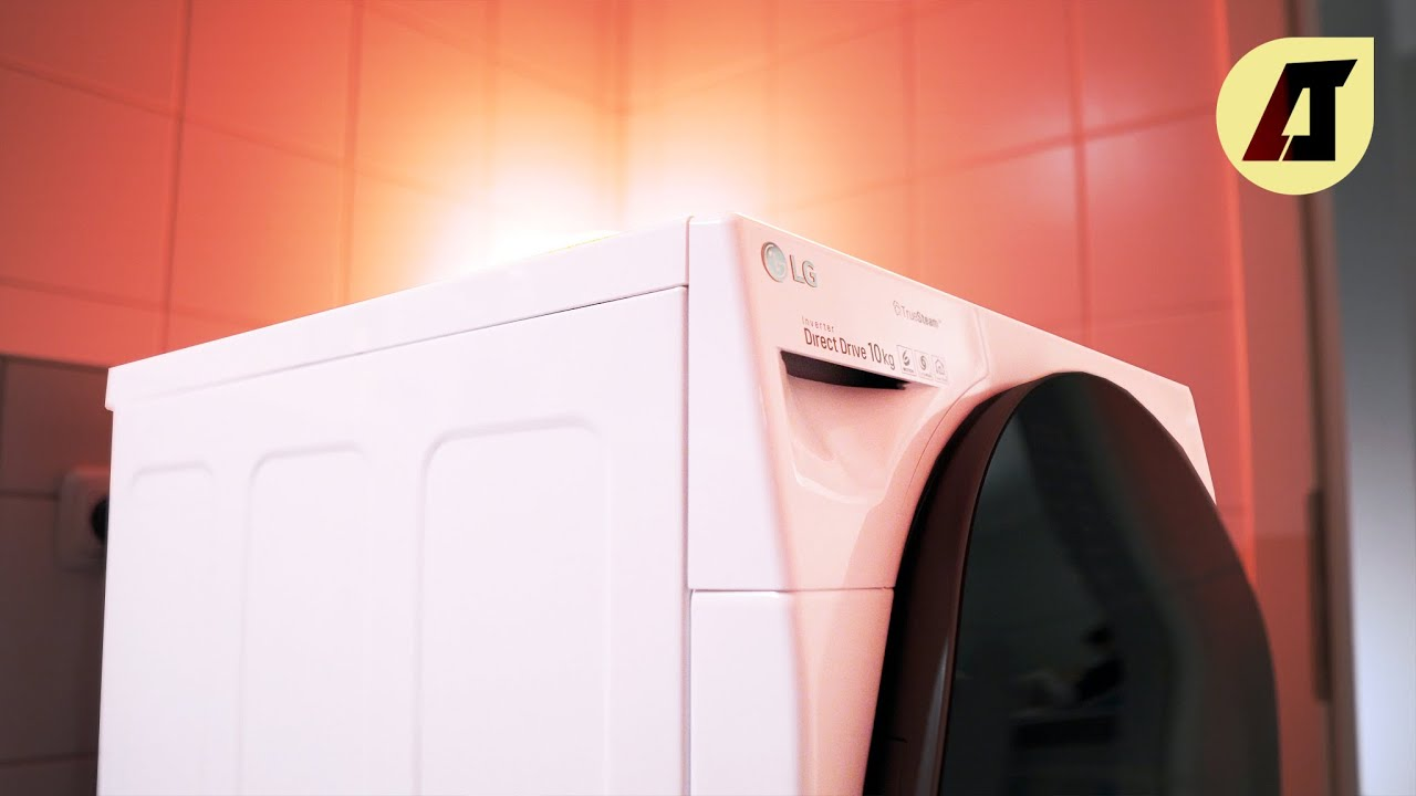 lg twinwash im test review die smart home waschmaschine deutsch youtube. Black Bedroom Furniture Sets. Home Design Ideas