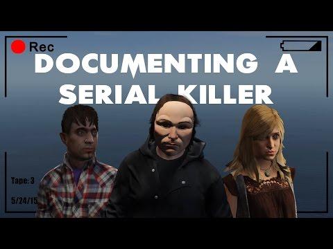 Scream in GTA V | Documenting A Serial Killer - GTA V Horror Movie