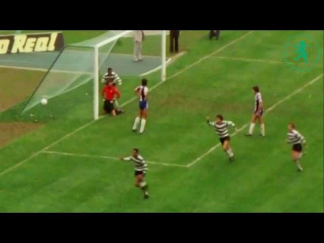 Sporting (1-0) Porto de 1979/80