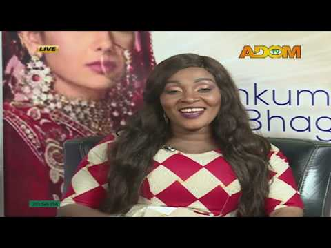 Kumkum Bhagya Chat Room - Adom TV (29-8-17)