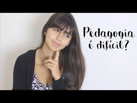 PEDAGOGIA - O que esperar do curso? de YouTube · Duração:  18 minutos 36 segundos