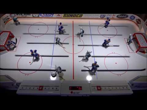Game 68 Gretzky Table Hockey (KST Edmonton Oilers  vs KST San Jose Sharks)