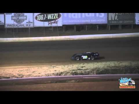 UMP Super Late Model A-Main | Paducah International Raceway | May 29th, 2012