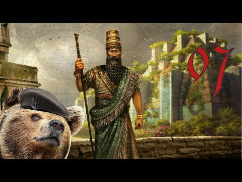 Civ 5 TSL - Sargon of Akkad (Immortal) - Episode 07