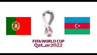 Португалия Азербайджан 1 0 обзор матча ФУТБОЛ 24 03 2021 видео голы чемпионат мира 2022 КАТАР