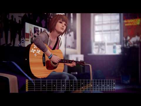 Life Is Strange OST Episode 1 ''Chrysalis'' Track 1 Guitar Tabs.