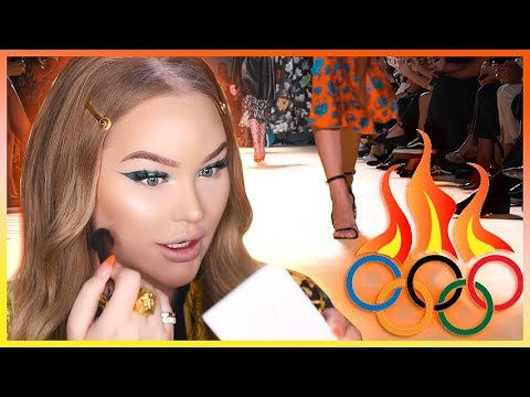 THE OLYMPICS OF MAKEUP!