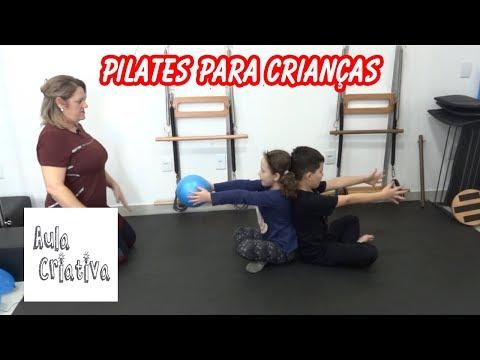 Utilizando o método Pilates com crianças | Aula Criativa - Fundamental I