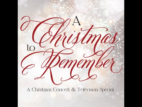 """A CHRISTMAS TO REMEMBER"""