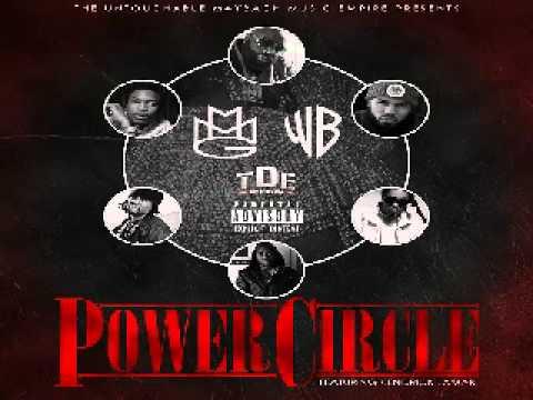 MMG Ft Kendrick Lamar - Power Circle Instrumental