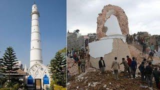 Terungkap Misteri Tanda Tuhan Pada Gempa Dahsyat Nepal 25-4-2015