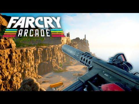INSANE BEACH BUNKER (Far Cry Arcade) #5 thumbnail
