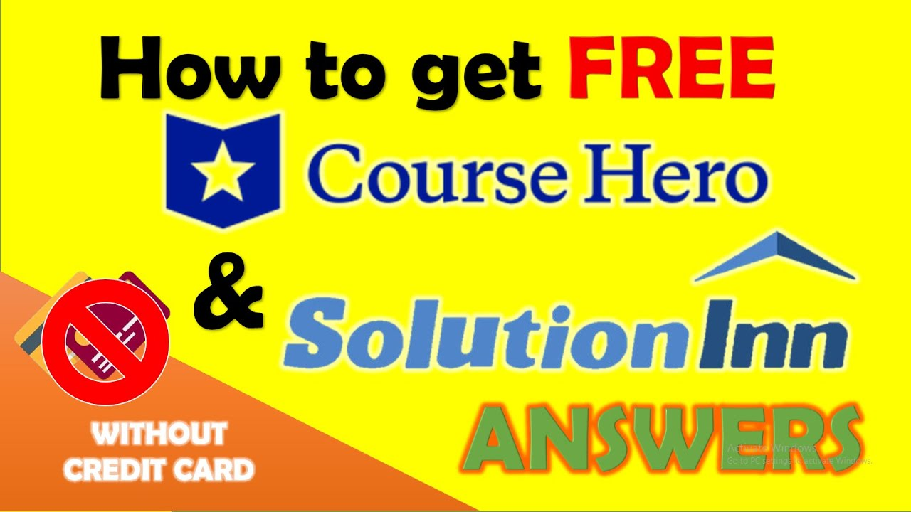 How To Unblur Course Hero 2020