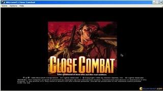 Close Combat gameplay (PC Game, 1996)