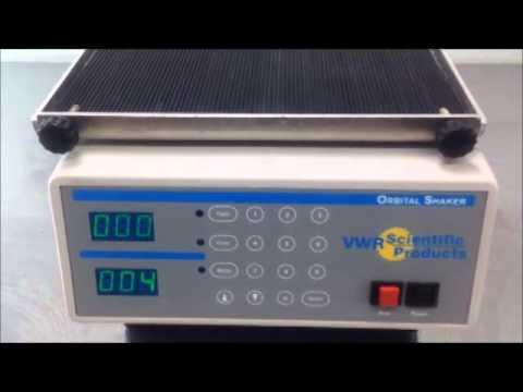 VWR Digital Orbital Shaker