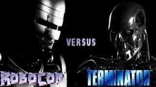 Стрим игры Робокоп против Терминатора (NES) Прохождение
