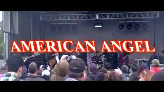 American Angel Live - Adrian & Rocky