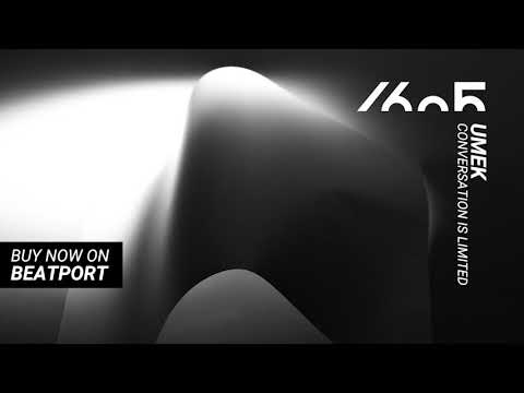 UMEK - Conversation Is Limited (Original Mix) [1605-235]