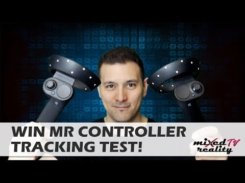 How Good Is Windows Mixed Reality Controller Tracking? - Windows MR Controller Review