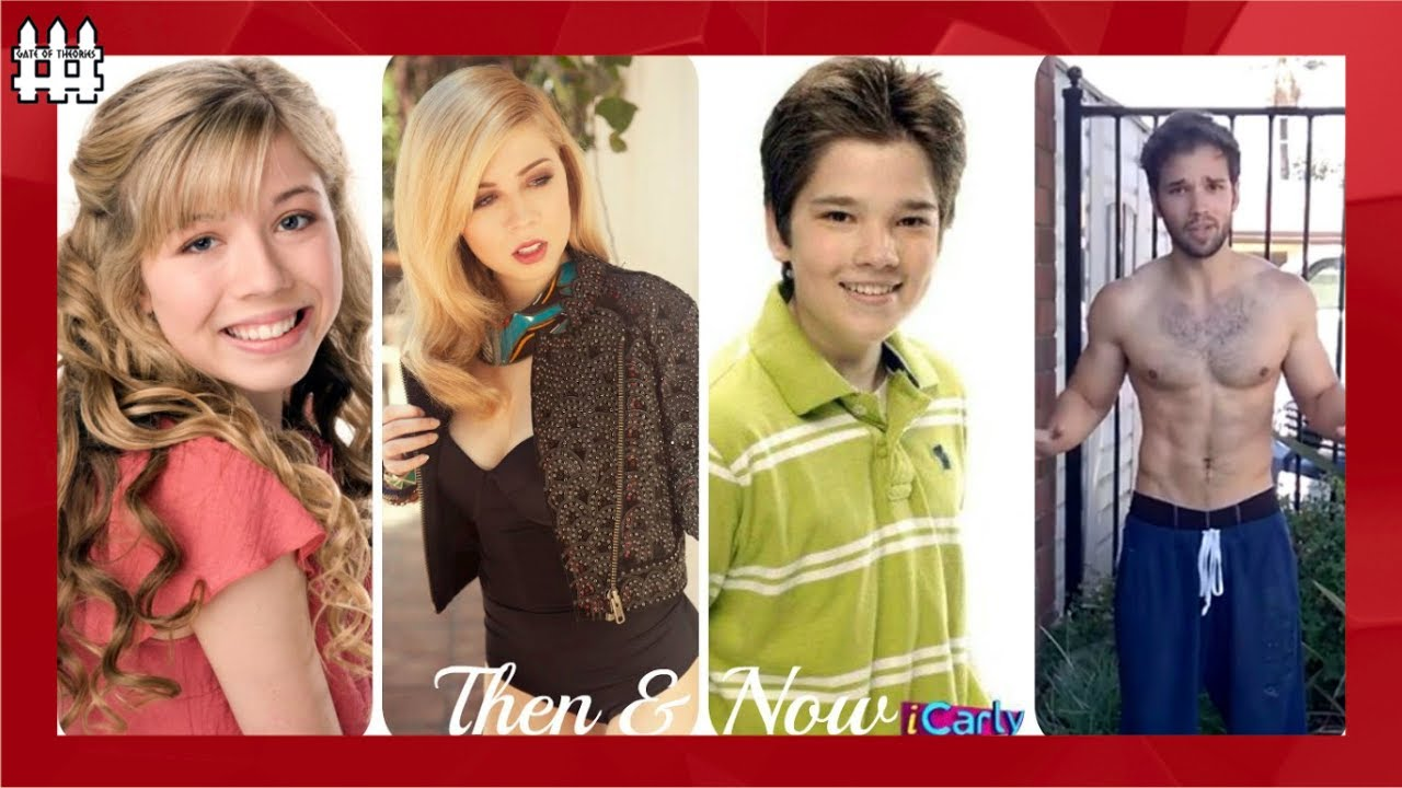icarly then amp now 2017 youtube