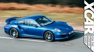 2015 Porsche 911 Turbo S Review: Video Game Fast - XCAR