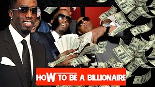 Diddy Becomes First Hip Hop Billionaire! Jay-Z and Dr. Dre Not Far Behind! Congrats!  | JTNEWS