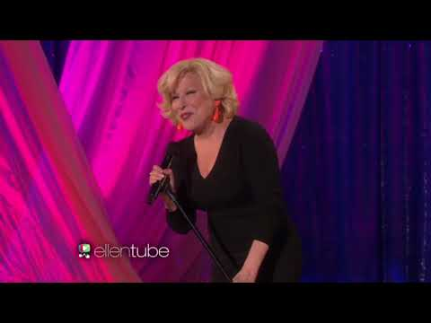 BETTE MIDLER Be My Baby 7TH HEAVEN EXTENDED VIDEO