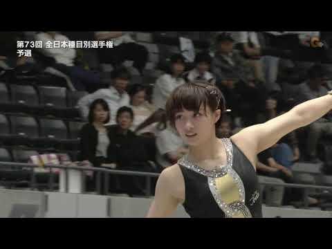 2019 HIRAIWA Yuna 平岩優奈 Synchronized Floor Music ▶1:53