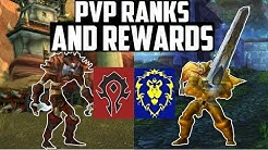 Classic WoW: PvP Ranks And Rewards!