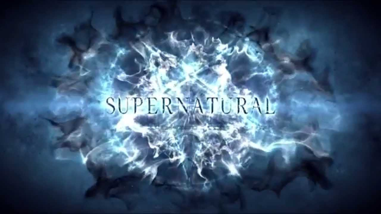 Supernatural main title cards seasons 1 11 youtube - Supernatural season 8 title card ...