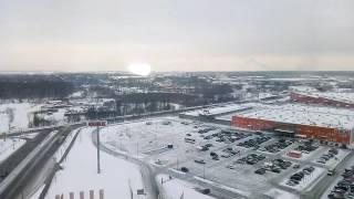 Смотреть видео Москва город Химки онлайн
