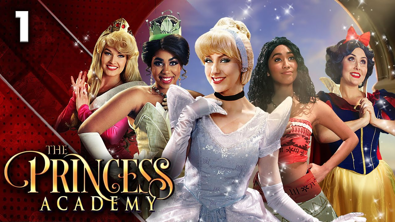 Download Happily Ever After - The Princess Academy (Ep 1) A Disney Princess Musical