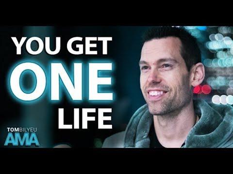 The Power Of Being Selfish | Tom Bilyeu AMA