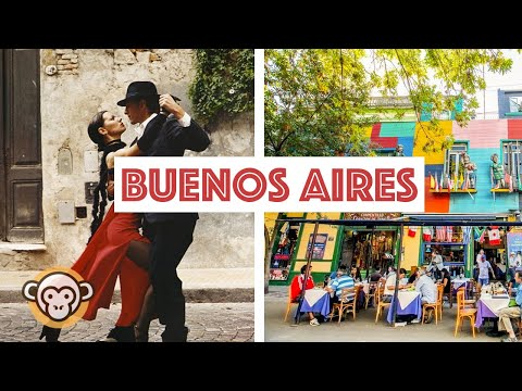 10 AMAZING Things to Do in BUENOS AIRES, Argentina - Go Local (2017)