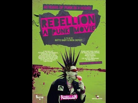 """REBELLION A PUNK MOVIE"" [OUT TAKES]"