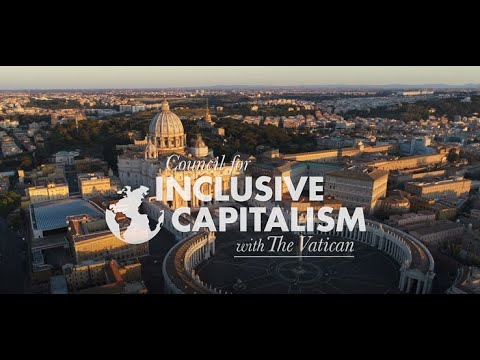 Introducing the Council for Inclusive Capitalism with the Vatican