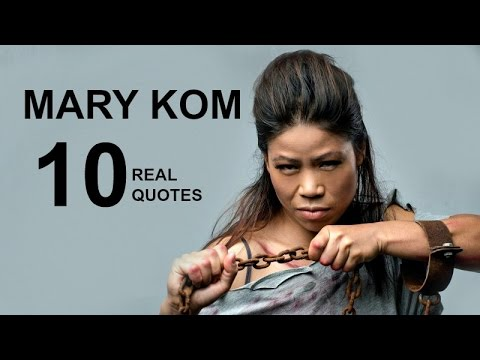 Mary Kom 10 Real Life Quotes on Success | Inspiring | Motivational Quotes
