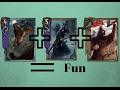 [Gwent] Meme Deck: War Cry of the Champion