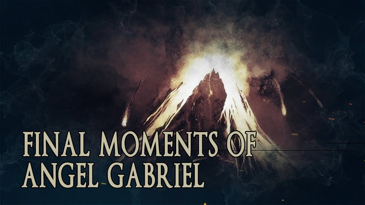 Final Moments Of Angel Gabriel AS