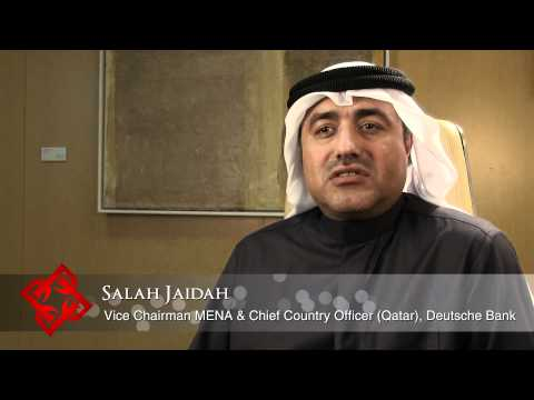 Executive Focus: Salah Jaidah, Vice Chairman MENA & Chief Country Officer (Qatar), Deutsche Bank