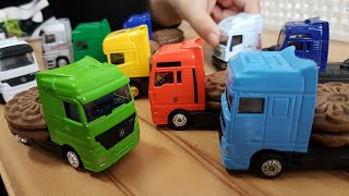 kids playing with toy trucks family fun kids toys for children