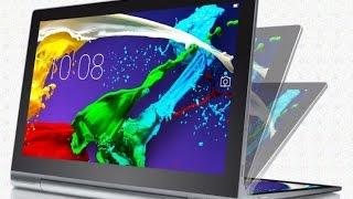 обзор Lenovo Yoga tablet 2 1050L на русском языке