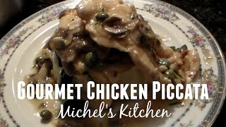 Chicken Piccata Easy Gourmet - Show 2