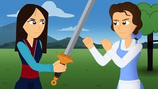 Mulan vs Belle