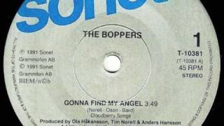 The Boppers  -  Gonna Find My Angel