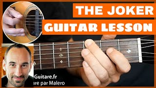 The Joker Guitar Lesson - part 1 of 4